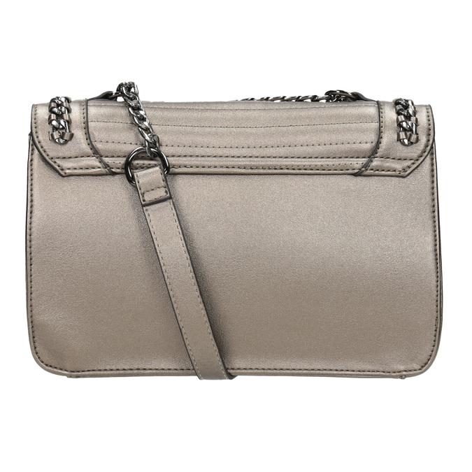 Handtasche mit Kettchen bata, Braun, 961-4149 - 16