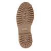 Knöchelschuhe aus Leder mit markanter Sohle weinbrenner, Braun, 596-4664 - 17