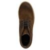 Braune Stiefeletten aus Leder bata, Braun, 843-3632 - 26