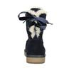 Velours-Stiefel für Damen bata, Blau, 593-9604 - 17
