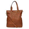 Damenhandtasche aus Leder, Braun, 964-3245 - 16