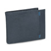 Herren-Geldbörse aus Leder, Blau, 944-9188 - 13