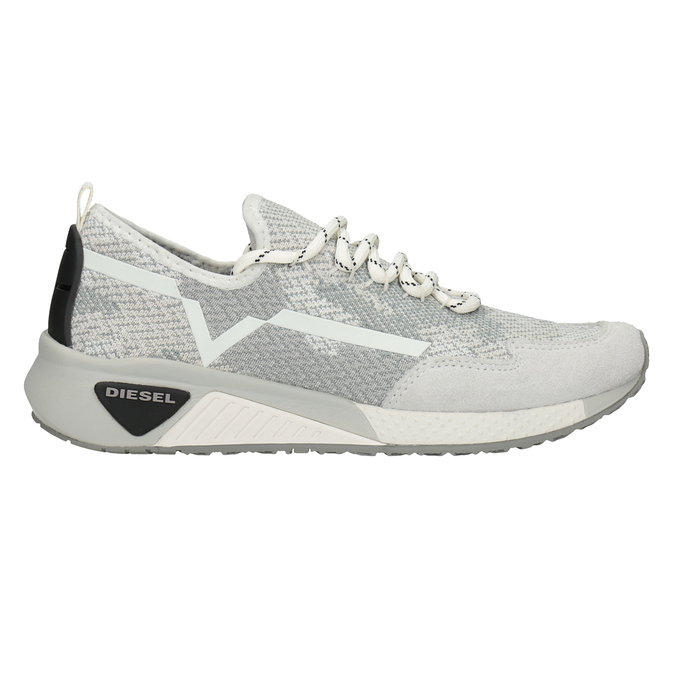 Sportliche Damen-Sneakers diesel, Weiss, 509-1760 - 16