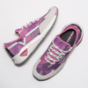 Sportliche, rosa Sneakers diesel, Rosa, 509-5760 - 26