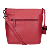 Rote Crossbody-Handtasche aus Leder picard, Rot, 964-5094 - 16