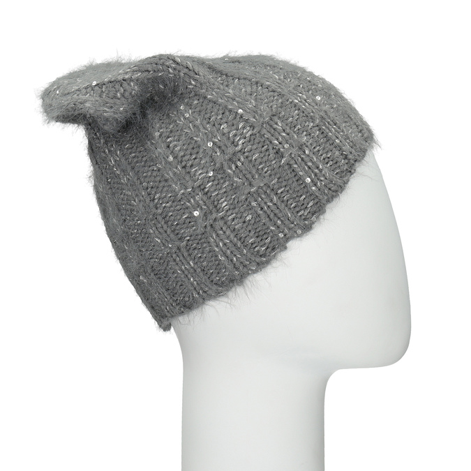 Mütze mit Flittern bata, 909-0686 - 16