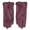 Damenhandschuhe aus Leder, Violett, 904-0109 - 16