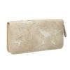 Damen-Geldbörse mit Sternen bata, Beige, 941-2154 - 13