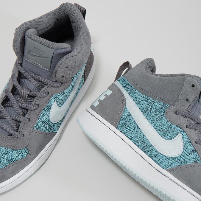 Knöchelhohe Kinder-Sneakers nike, Grau, 401-2108 - 18