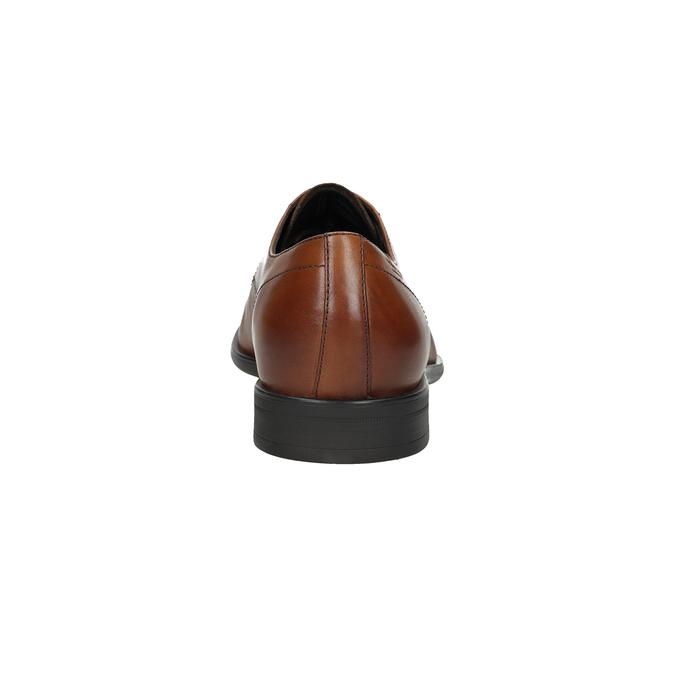 Herrenhalbschuhe aus Leder vagabond, Braun, 824-3026 - 15