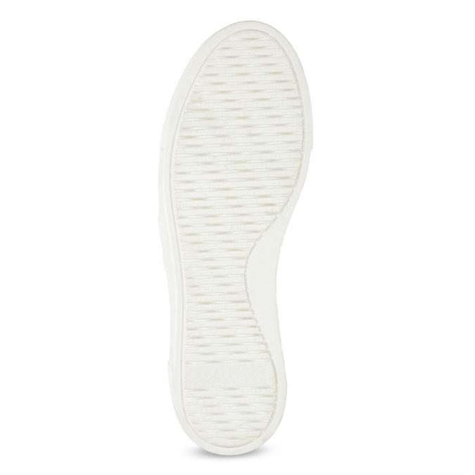 Damen-Slip-Ons mit Metallschnalle bata, Grau, 513-2600 - 18