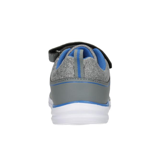 Sportliche Kinder-Sneakers mini-b, Grau, 319-2148 - 16